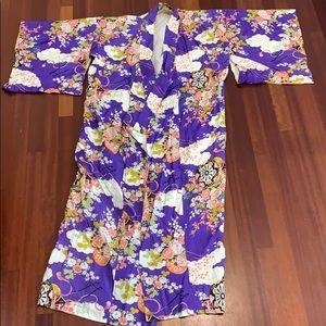Vintage kimono.